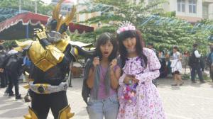 SEWA KARAKTER SUPERHERO MURAH PHONE: 021-8406705 SANGGAR MODERN JAKARTA