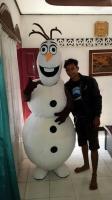 SEWA BADUT OLAF FROZEN